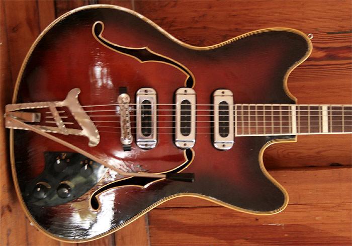 Ремонт эл гитары своими руками 10
